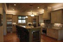 Bungalow Interior - Kitchen Plan #37-278