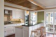 Craftsman Style House Plan - 3 Beds 3 Baths 2460 Sq/Ft Plan #454-12 Interior - Kitchen