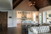 Craftsman Style House Plan - 4 Beds 3.5 Baths 3041 Sq/Ft Plan #437-76 Interior - Dining Room