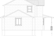 Traditional Exterior - Other Elevation Plan #1060-32