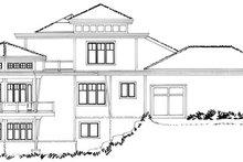 Architectural House Design - Craftsman Exterior - Other Elevation Plan #942-11