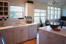 Country Interior - Kitchen Plan #314-201