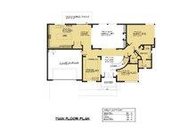 Traditional Floor Plan - Main Floor Plan Plan #1066-60