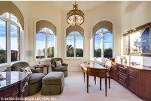 Dream House Plan - European Interior - Master Bedroom Plan #930-516
