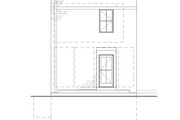 Modern Style House Plan - 2 Beds 1.5 Baths 1340 Sq/Ft Plan #914-5 Exterior - Front Elevation