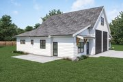 Farmhouse Style House Plan - 1 Beds 1 Baths 2497 Sq/Ft Plan #1070-121 Exterior - Other Elevation