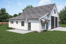 House Plan Design - Farmhouse Exterior - Other Elevation Plan #1070-121