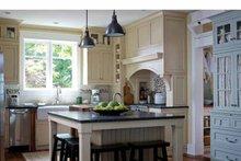 Craftsman Interior - Kitchen Plan #928-64