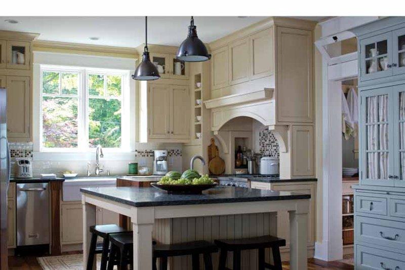 Craftsman Interior - Kitchen Plan #928-64 - Houseplans.com