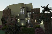 Modern Exterior - Front Elevation Plan #120-169