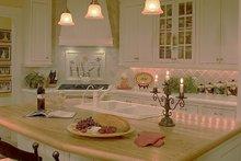 Country Interior - Kitchen Plan #930-472