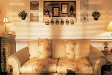Country Interior - Family Room Plan #927-781