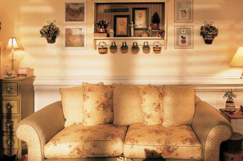 Country Interior - Family Room Plan #927-781 - Houseplans.com