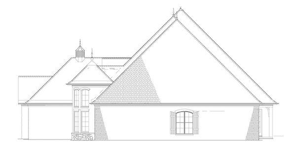 Country Floor Plan - Other Floor Plan Plan #17-3340