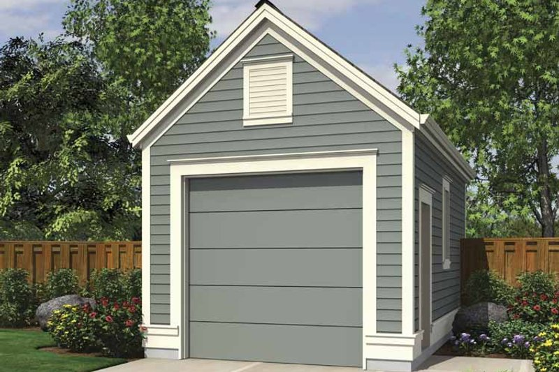 House Plan Design - Exterior - Front Elevation Plan #48-882