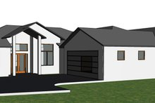 Traditional Exterior - Front Elevation Plan #1066-107
