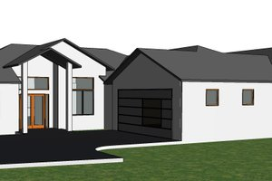 House Design - Traditional Exterior - Front Elevation Plan #1066-107