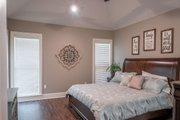 European Style House Plan - 3 Beds 2 Baths 2487 Sq/Ft Plan #430-154 Interior - Master Bedroom