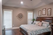 European Style House Plan - 3 Beds 2 Baths 2487 Sq/Ft Plan #430-154 Interior - Master Bedroom