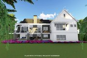 Farmhouse Style House Plan - 3 Beds 3 Baths 2590 Sq/Ft Plan #1069-4 Exterior - Rear Elevation