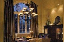 Mediterranean Interior - Dining Room Plan #930-315