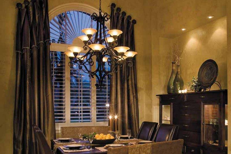 Mediterranean Interior - Dining Room Plan #930-315 - Houseplans.com