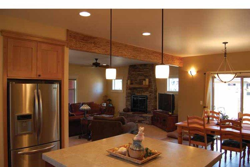 Prairie Interior - Kitchen Plan #895-69 - Houseplans.com