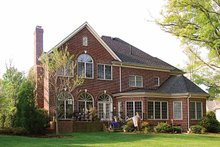 Traditional Exterior - Rear Elevation Plan #453-224