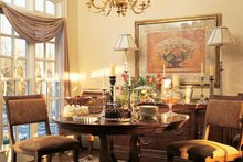 House Design - Country Interior - Dining Room Plan #429-299