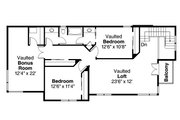 Modern Style House Plan - 3 Beds 2.5 Baths 1888 Sq/Ft Plan #124-920