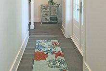 House Plan Design - Hallway