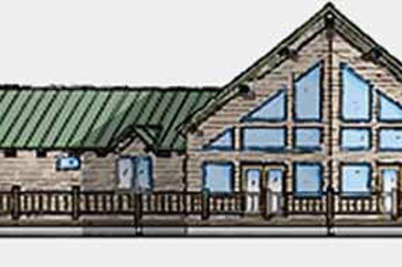 House Plan Design - Contemporary Exterior - Front Elevation Plan #945-2
