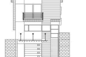 House Design - Traditional Exterior - Front Elevation Plan #484-13