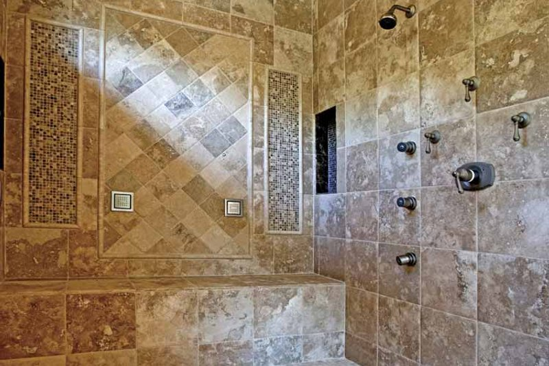 Contemporary Interior - Bathroom Plan #951-2 - Houseplans.com