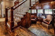 Dream House Plan - Stairs