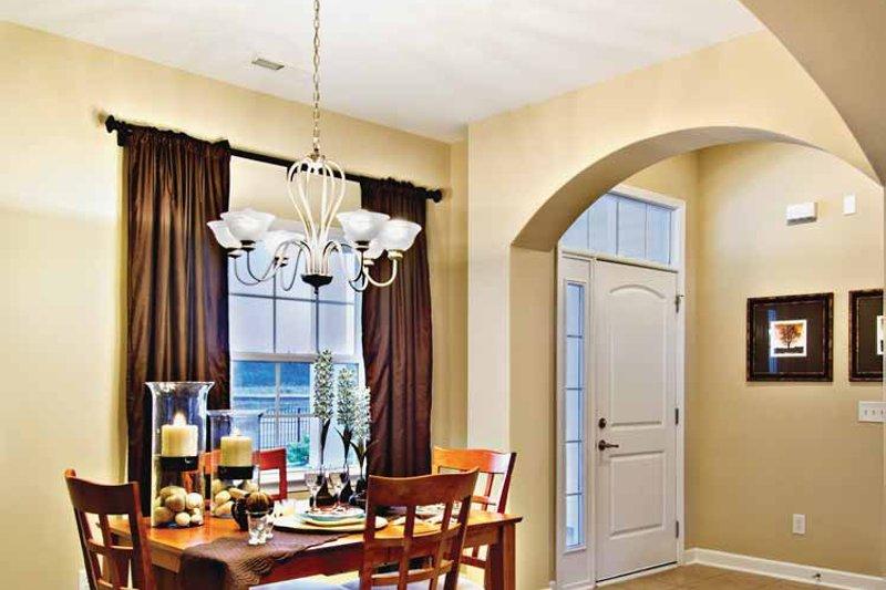 Country Interior - Dining Room Plan #930-362 - Houseplans.com
