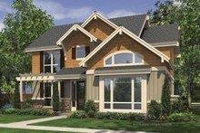 Craftsman Exterior - Front Elevation Plan #48-873