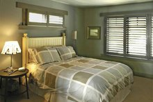 House Plan Design - Craftsman Interior - Bedroom Plan #928-15