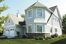 Architectural House Design - Traditional Exterior - Front Elevation Plan #928-70