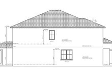 Mediterranean Exterior - Other Elevation Plan #1058-65