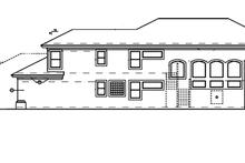 Home Plan - Mediterranean Exterior - Other Elevation Plan #417-530