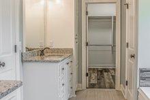 House Plan Design - Country Interior - Master Bathroom Plan #430-194