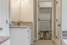 Dream House Plan - Country Interior - Master Bathroom Plan #430-194