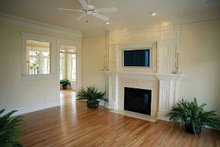 Home Plan - Family Room