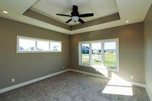 Dream House Plan - Ranch Interior - Master Bedroom Plan #70-1458