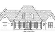 Southern Style House Plan - 4 Beds 3 Baths 3273 Sq/Ft Plan #1074-17
