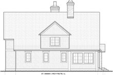 Dream House Plan - Craftsman Exterior - Other Elevation Plan #928-245