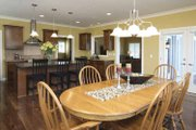 Traditional Style House Plan - 4 Beds 3 Baths 3614 Sq/Ft Plan #928-44 Interior - Kitchen
