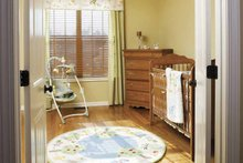 Ranch Interior - Bedroom Plan #929-601