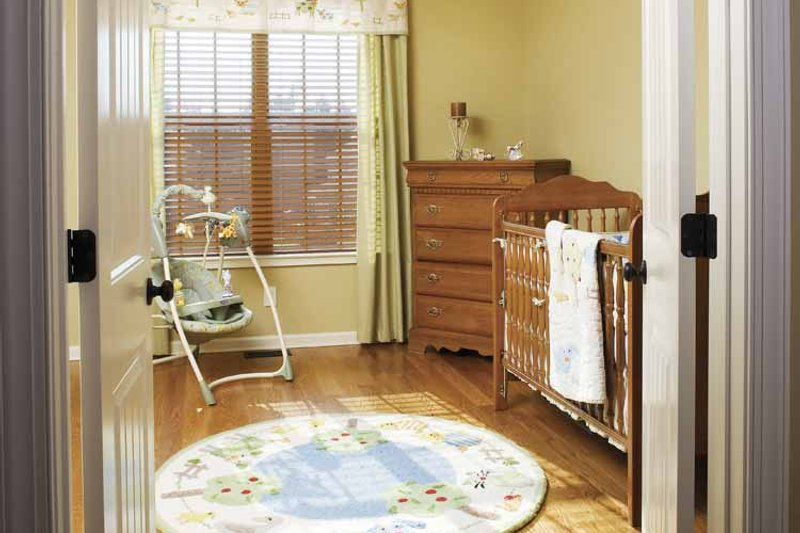 Ranch Interior - Bedroom Plan #929-601 - Houseplans.com